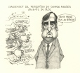 M996.10.86 | English Canada Changes Its Mind About the Bloc | Drawing | Serge Chapleau |  |