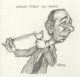 m996.10.87 | Johnson Stretching His Mandate | Drawing | Serge Chapleau |  |