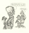 M996.10.89 | We live in the best country in the world! | Drawing | Serge Chapleau |  |
