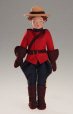 M996X.2.9 | Royal Canadian Mounted Police | Doll | Madeline Saucier |  |
