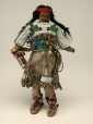 M997X.3.1 |  | Doll | Anonyme - Anonymous | Aboriginal: Niisitapiikwan? | Plains
