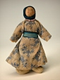 M997X.3.3 |  | Doll | Anonyme - Anonymous | Aboriginal: Iroquois | Eastern Woodlands