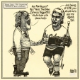 M998.48.18 | Brian Mulroney's Advice to Eric Lindros | Drawing | Aislin (alias Terry Mosher) |  |