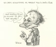 M998.51.166 | Aboriginal Leaders No Longer Talking to David Cliché | Drawing | Serge Chapleau |  |