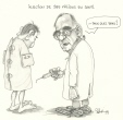 M999.81.171 | Health Care Gets $385-million Injection: In which arm? | Drawing | Serge Chapleau |  |