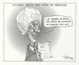 M999.81.21.1-2 | Duceppe Visits a Cheese Factory | Montage (computer drawing) | Serge Chapleau |  |