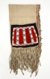 ME927.1.5 |  | Bag | Anonyme - Anonymous | Aboriginal: Niisitapiikwan | Northern Plains