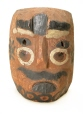 ME938.17 |  | Masque | Anonyme - Anonymous | Autochtone: Nuu-chah-nulth | Côte du Nord-Ouest