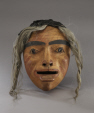 ME938.22 |  | Mask | Anonyme - Anonymous | Aboriginal: Haida | Northwest Coast