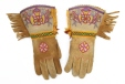 ME975.96.1-2 |  | Gloves | Anonyme - Anonymous | Aboriginal: Dene? | Western Subarctic?