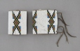 ME982X.477.1-2 |  | Armbands | Anonyme - Anonymous | Aboriginal | Northern Plains