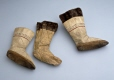 ME983X.69.1-4 |  | Boot and liner | Anonyme - Anonymous | Inuit: Kalaallit | Eastern Arctic