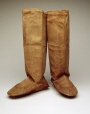 ME986.104.2a-b |  | Bottes | Anonyme - Anonymous | Inuit : Kablunangajuit | Arctique de l'Est