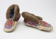ME987.130.3.A-B |  | Slippers | Anonyme - Anonymous | Aboriginal: Western Cree or Métis | Western Subarctic