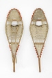 ME987.166.1-2 |  | Snowshoes | Anonyme - Anonymous | Aboriginal: Atikamekw? | Eastern Subartic