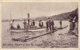 MMMRA1999.319.4 | Le Lac Noir à Black Lake, Qc, vers 1900 | Carte postale |  |  |
