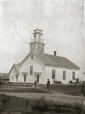 MP-0000.1027.5 | Église baptiste, Barnston (?), QC, vers 1910 | Photographie |  |  |