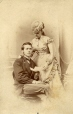 MP-0000.116.2 | James Notman and Pyra Baldwin, Ogdensburg, NY, about 1870 | Photograph | McIntyre & Co. International Photograph Gallery |  |