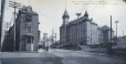 MP-0000.1162.14 | The Basilica, City Hall, and Fabrique Street, Quebec City, QC, about 1907 | Print | Neurdein Frères |  |