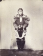 MP-0000.1272.4 | Inuit woman, Little Whale River, QC, about 1875 | Photograph | Dr. William Bell Malloch |  |