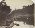MP-0000.1283.11 | Ruisseau de Saint-Léon, QC, vers 1890 | Photographie | Arless & Co. |  |