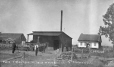 MP-0000.1285.6 | Ovide Watier's creaming station, Côte Saint Emmanuel, QC, about 1910 | Photograph |  |  |
