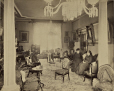 MP-0000.154.24 | Mrs. Adolphus M. Hart and friend, in her drawing room, Montreal, QC, about 1895 | Photograph | Robert, E. J. Summerhayes |  |
