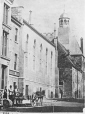 MP-0000.363   St. Paul's Church, Recollet Street, Montreal, QC, about 1865, copied ca.1910   Photograph   Antoine Bazinet     
