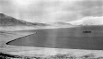 MP-0000.597.78 | Ship anchored in bay, 1910-27 | Photograph | Captain George E. Mack |  |