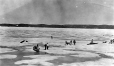 MP-0000.598.127 | Men, dogs, and sleds on ice, 1910-27 | Photograph | Captain George E. Mack |  |