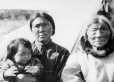 MP-0000.598.21 | Two Inuit women and child, about 1925 | Photograph | Captain George E. Mack |  |