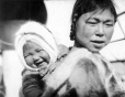 MP-0000.598.44 | Woman with baby in amaut, about 1925 | Photograph | Captain George E. Mack |  |