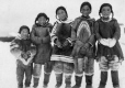 MP-0000.598.67 | Group of Inuit children, about 1925 | Photograph | Captain George E. Mack |  |