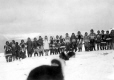 MP-0000.598.75 | Group portrait? dogs in foreground, about 1925 | Photograph | Captain George E. Mack |  |