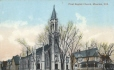 MP-0000.624.7 | First Baptist Church, Moncton, NB, about 1910 | Print |  |  |
