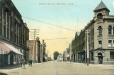 MP-0000.629.7   Water Street, Windsor, NS, about 1910   Print        