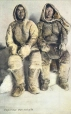 MP-0000.639.5 | Inuit man and wife, about 1900 | Print | A. A. Chesterfield |  |