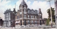 MP-0000.658.15 | Post Office and Bank of Montreal, Bowmanville, ON, about 1910 | Print |  |  |