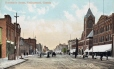 MP-0000.670.9 | Hurontario Street, Collingwood, ON, about 1910 | Print |  |  |