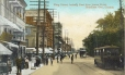 MP-0000.689.7 | King Street looking east from James Street, Hamilton, ON, about 1910 | Print |  |  |