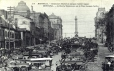 MP-0000.817.8 | Le marché Bonsecours sur la place Jacques-Cartier, Montréal, QC, vers 1910 | Impression |  |  |