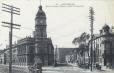 MP-0000.835.5 | Head Custom House, Place d'Youville, Montreal, QC, about 1907 | Print | Neurdein Frères |  |