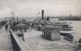MP-0000.890.12 | Fresh water lake boats' port, St. Lawrence River, Montreal, QC, about 1907 | Print | Neurdein Frères |  |