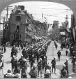 MP-1981.94.16.2 | Infantry from Quebec Province, in parade, Quebec Tercentenary, Quebec City, QC, 1908 | Photograph | Keystone View Company |  |