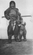 MP-1984.127.29 | Inuit mother and child, Arctic Bay, NU, 1926 | Photograph | Frederick W. Berchem |  |