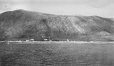 MP-1984.129.76 | Revillon Frères trading post in distance, Wakeham Bay, NU, 1923 | Photograph | Frederick W. Berchem |  |
