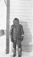 MP-1986.71.131 | Inuit child wearing parka and mitts, Pond Inlet, NU, 1928-30 | Photograph | John M. Kinnaird |  |