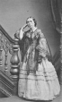 MP-1986.5.1.7   Mrs. George H. Frothingham, Boston, MA, about 1865   Photograph   Black & Batchelder     