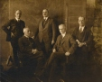 MP-1989.15.1 | Charles F. Notman and staff in Notman Studio, Montreal, QC, about 1930 | Photograph | Anonyme - Anonymous |  |