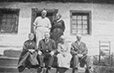 MP-1997.22.50 | Mr. and Mrs. Ludger Gravel, Mrs. and Mr. Léon Gravel and Mrs. and Mr. Roy, Saint-Canut, QC, 1916 | Photograph |  |  |